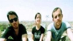 مادران سه آمریکایی زندانی در ایران می گویند ویزاهای خود را برای سفر به ایران دریافت کرده اند
