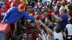 Hugo Chávez ha sido, durante más de una década, una de las figuras más populares de las presidencias latinoamericanas.