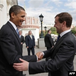 Dobri odnosi Vašingtona i Moskve