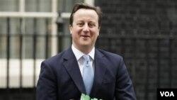 Perdana Menteri Inggris David Cameron (foto: dok) menyerukan dikurangi toleransi pasif akan ekstrimisme.