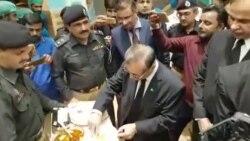 عدالت عظمیٰ کے چیف جسٹس کا دورہ کراچی سینٹرل جیل