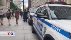 Li New Yorkê Protestoyên bo Hilweşandina Rêvebirîya Polîsan