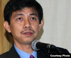 Tù nhân lương tâm Trần Huỳnh Duy Thức nói 'sẽ tuyệt thực không thời hạn từ ngày 24 tháng 5 sắp tới'.