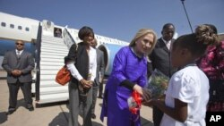 Afrika gezisini uzatan Hillary Clinton 11 Ağustos'ta Türkiye'yi ziyaret edecek