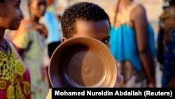 Ijoollee naannoo Tigraay irraa baqatan, Sudaan, Sadaasa 19, 2020