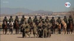 EE.UU. desplegará 750 agentes en la frontera con México