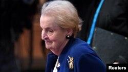Arhiv - Madeleine Albright