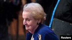 Bivša američka državna sekretarka Medlin Olbrajt