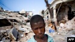 Trận động đất hôm 12 tháng Giêng vừa qua đã tàn phá thủ đô Port-au-Prince và khu vực lân cận