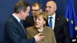 Germaniya qonunchilari oldida so'zlagan Angela Merkel fikricha, Britaniya Bosh vazir Deyvid Kameronning islohotlarga doir takliflari asosli, zarur va Berlin ularni qo'llab-quvvatlaydi.