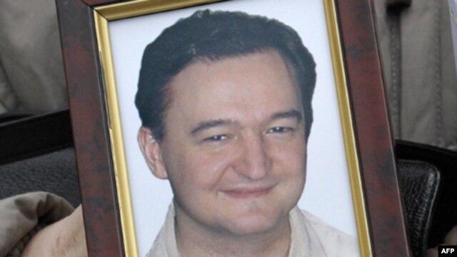 Luật sư Nga Sergei Magnitsky mất năm 2009