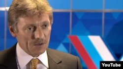 FILE - Kremlin spokesman Dmitry Peskov