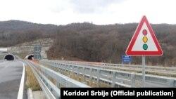 Detalj sa izgradnje autoputeva Srbije, Foto: Koridori Srbije