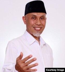 Mahyeldi, Walikota Padang (foto: courtesy /Fecebook).