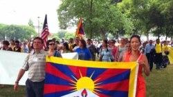 دالایی لاما تولد ۷۶ سالگی خود را در آمریکا جشن گرفت