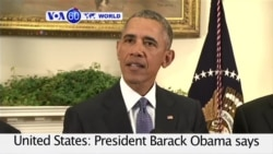VOA60 World PM - President Obama Slows US Troop Withdrawal From Afghanistan