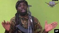 Abubakar Shekau shugaban kungiyar ta'adanci ta Boko Haram