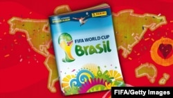 2014 FIFA World Cup Brazil Sticker Album