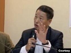 台湾前空军副司令张延廷