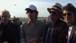 滾石樂隊將在古巴舉辦歷史性音樂會
