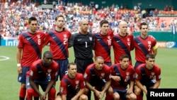 Đội tuyển bóng đá nam của Mỹ (ảnh tư liệu)