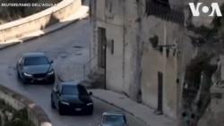 Le prochain James Bond se tourne en Italie
