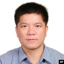 台湾亚太防务杂志总编辑郑继文