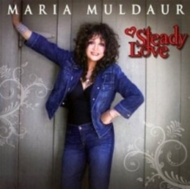 "Maria Muldaur's ""Steady Love"" CD"