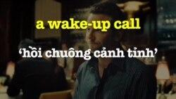 Học tiếng Anh qua phim ảnh: A Wake-Up Call - Phim Limitless (VOA)