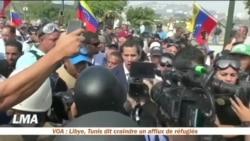 Situation confuse après un soulèvement contre Maduro