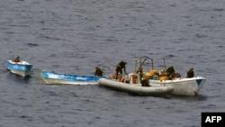Hoạt động tuần tra của hải quân EU đã làm giảm con số các vụ tấn công của hải tặc trong Vịnh Aden