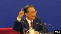El premie chino Wen Jiabao, pidió a la comunidad internacional que cumpla con sus compromisos para lograr un mundo sin VIH.