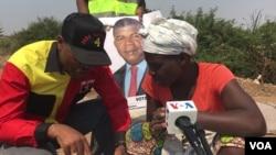 Oposição acusa govenro angolano de atrasar entrada de observadores internacionais - 2:33