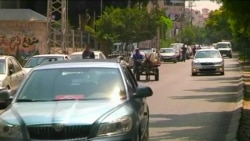 Using The Sun to Solve Fuel Shortages in Gaza