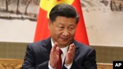 中國國家主席習近平 (資料照片)