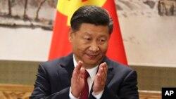 သမၼတ Xi Jinping ကုိ ကြန္ျမဴနစ္ပါတီ အႀကီးအကဲ ဒုတိယသက္တမ္း ျပန္ခန္႔