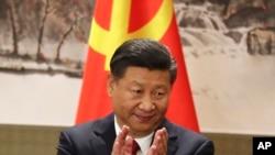 Xi Jinping para mais cinco anos