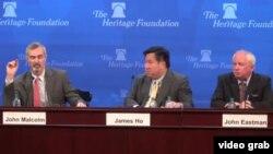 專家在華盛頓討論憲法規定的嬰兒公民權問題