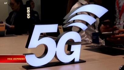 Bế tắc tiếp diễn trong cuộc chiến Mỹ-Trung về mạng 5G của Huawei