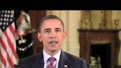奥巴马总统美国之音建台70周年录像贺词
