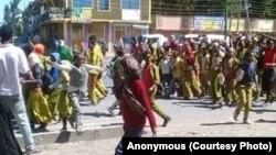 Hiriira Mormii Roobee, Oromiyaa