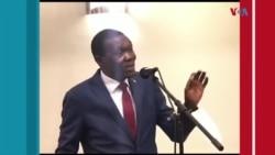 Ayiti-Prezidan sena a Joseph Lambert plede anfavè yon gouvènman bisefal