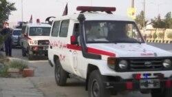 2019-07-29 美國之音視頻新聞: 阿富汗汽車炸彈襲擊導致20死50傷