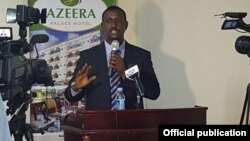 Somali Deputy health Minister