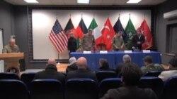 موقف ناتو در برابر گروه طالبان