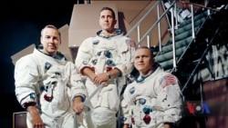 50 років тому Аполо-8 проклав шлях людини на місяць. Відео