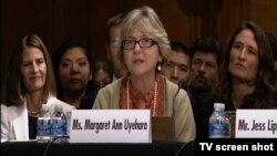Kandidat za ambasadora SAD U Crnoj Gori, Margaret En Juhara, svedoči pred Spoljnopolitičkim odborom američkog Senata