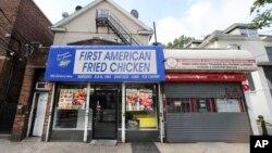 Rahami vivió en la parte del restaurante de su padre en Elizabeth, New Jersey.