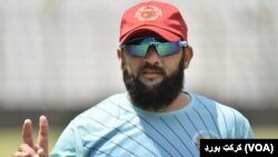 شفیق الله شفق، عضو تیم ملی کرکت افغانستان