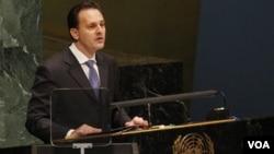 Menteri Luar Negeri Yunani Dimitris Droutsas